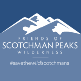 Friends of Scotchman Peaks Wilderness, Inc. Logo