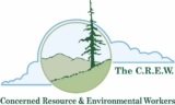 Concerned Resources & Environmental Workers – The CREW Logo