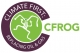 Climate First: Replacing Oil and Gas (CFROG) Logo