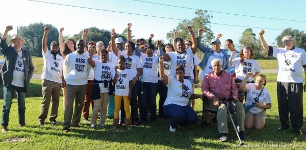 Louisiana Bucket Brigade
