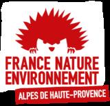 France Nature Environnement des Alpes de Haute-Provence (FNE 04) Logo