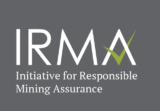 Initiative for Responsible Mining Assurance (IRMA) Logo