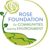 Rose Foundation for Communities and the Environment Logo