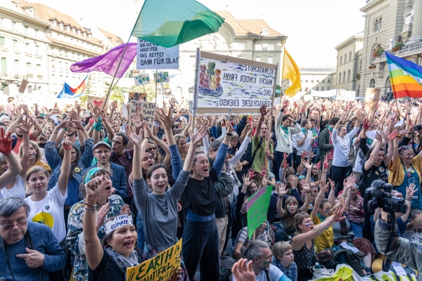 Klima-Allianz Schweiz