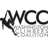 WASHINGTON CLIMBERS COALITION Logo