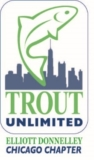Elliott Donnelley Chicago Chapter of Trout Unlimited Logo
