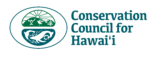 Conservation Council for Hawai'i Logo