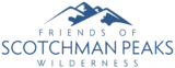Friends of Scotchman Peaks Wilderness, Inc. Logo