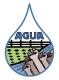 Asociación de Gente Unida por el Agua / Association of People United for Water Logo