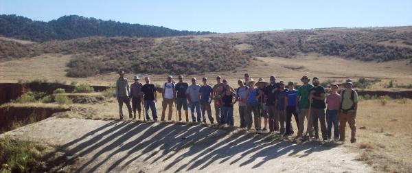 Wildlands Restoration Volunteers