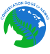 Conservation Dogs of Hawaiʻi Logo