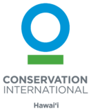 Conservation International Hawaiʻi Logo