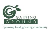 Gaining Ground Logo