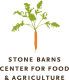 Stone Barns Center for Food and Agriculture Logo