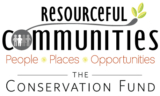 Resourceful Communities (a project of The Conservation Fund) Logo