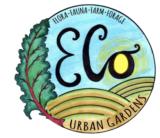 ECo Urban Gardens Logo