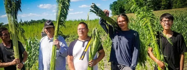 Anishinaabe Agriculture