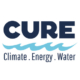 Clean Up the River Environment (CURE) Logo