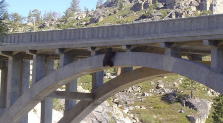 New Route Established on Donner Summit