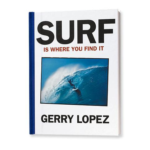 Gerry Lopez book