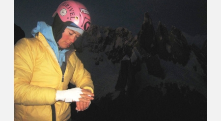 Zoe Hart Becomes Fourth American Woman to Earn IFMGA Mountain Guide Credential