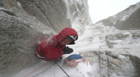 """DAS Parka Gets Renamed by Climber Zack Smith: """"Defense Against Slicing"""""""