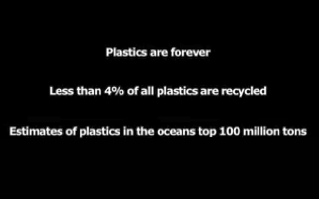 """Plastics are Forever – Micah Wolf sings """"One By One"""" to Raise Awareness"""