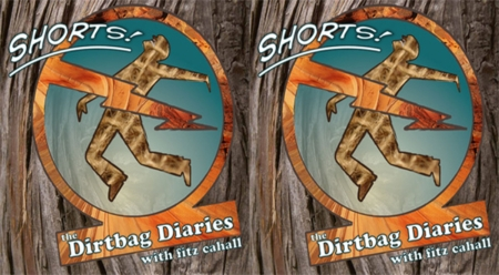 """Listen to """"The Shorts: The Simple Joy of Moving Upward"""" Dirtbag Diaries Podcast Episode"""