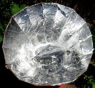 Solarcooker