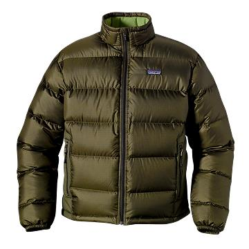 M's down jacket