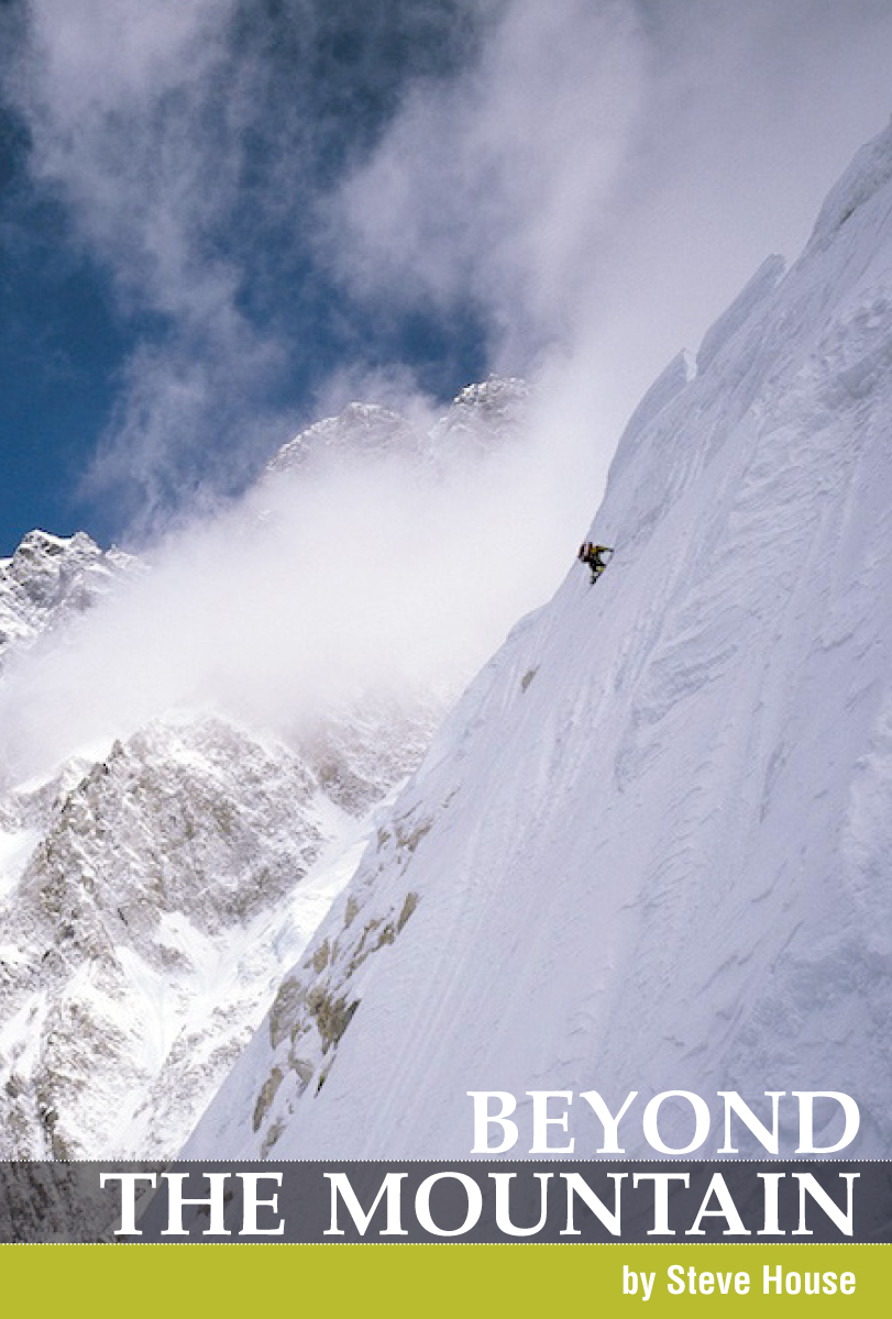 Beyond the Mtn Cover
