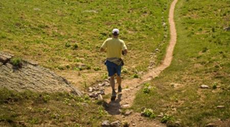 Breakin' Mama's China at the Hardrock Hundred Mile Endurance Run