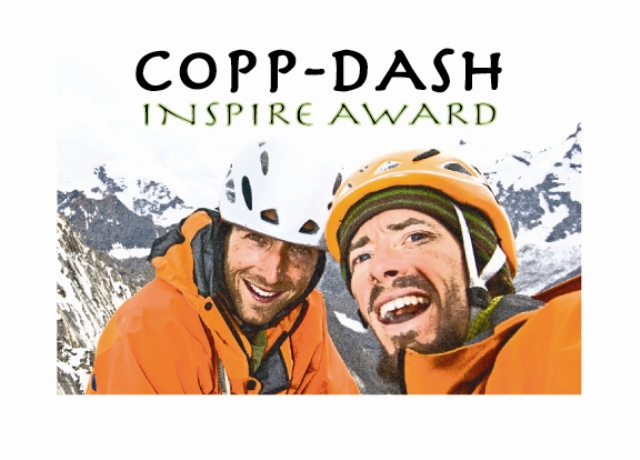CoppDash Inspire Award 2