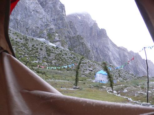 9 Cordes - out tent LR