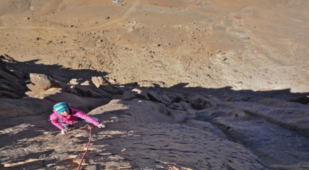 Climbing in Algeria: The Essential Clothes