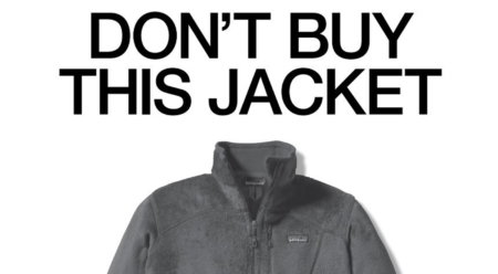 Don't Buy This Jacket, Black Friday and the New York Times