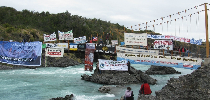 Protest Photo from Chile