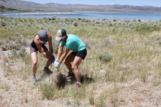 2012Jun22_Patagonia field day Amy Laurel