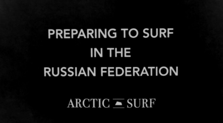 Surfing in Kamchatka, Russa: First Update and Photos
