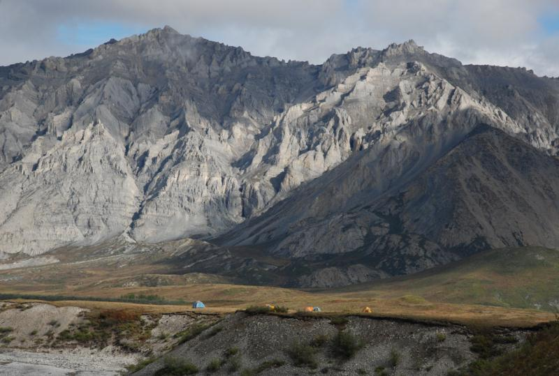 Double Mtn, Arctic Refuge