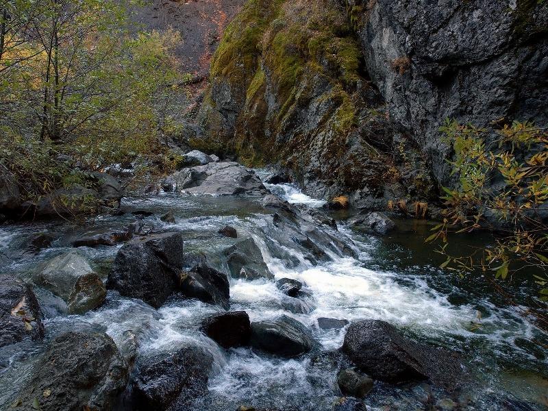 Berryessa Eel River