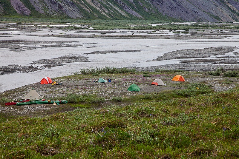 AWL Tents in refuge_2