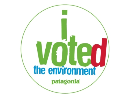 Yvon Chouinard: I Voted the Environment