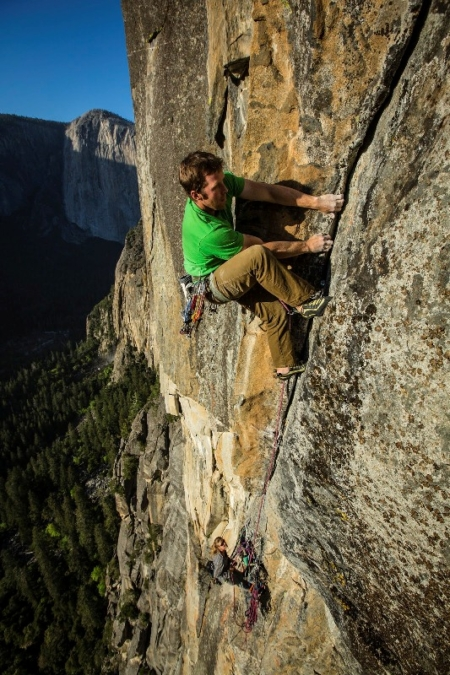 Free Climbing The Final Frontier