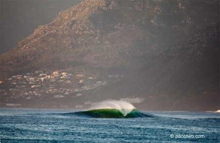 Medium-Wave Surfing in Spain and South Africa
