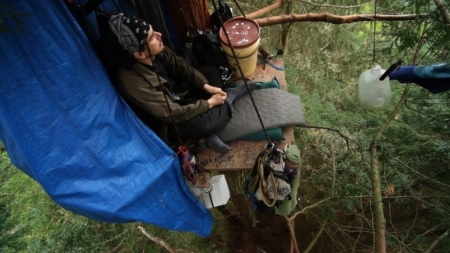 """""""Among Giants"""" Film: Meet the Tree Protectors Making Change in the World"""