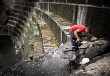 """""""DamNation"""" Behind the Scenes: 80,000 Dams, 51 Interviews and One Film"""