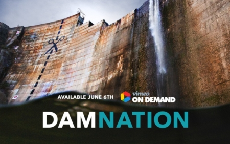 DamNation to Screen in 23 Patagonia Stores Nationwide on June 5, Available Digitally at Vimeo On Demand on June 7