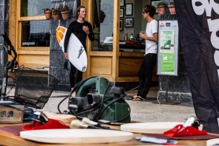 Stepping from Sand to Pavement – San Sebastián Surfilm Festibal 2014