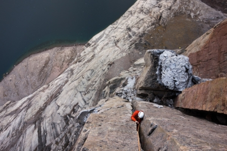 Greenland Vertical Sailing 2014 – Part 3, Back to civilization and summary of climbs